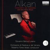 Alkan: Concerti Da Camera And Solo Music