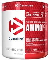 Amino Pro +Energy 270gr Fruit Punch