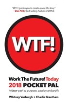 WORK THE FUTURE! TODAY 2018 Pocket Pal