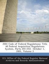 2001 Code of Federal Regulations