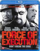 Force Of Execution (Blu-ray)