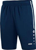 Jako Active Trainingshort - Shorts  - blauw donker - 3XL