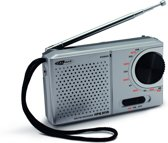 Caliber Radio | HPG311R | FM AM Radio |Portbale | Batterijen