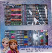 Disney Frozen kleuren art set