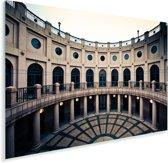 Het Capitool van Texas gezien vanaf de binnenkant in Austin Plexiglas 60x40 cm - Foto print op Glas (Plexiglas wanddecoratie)