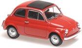 Fiat 500 L 1965 Red