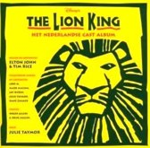 The Lion King - Het Nederlandse Cast Album 2004