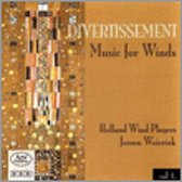 Music For Winds: Divertissements