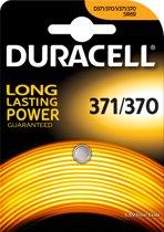Duracell duralock knoopbatterij 371/370 SBL1