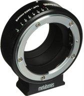 Metabones Nikon G naar MFT / Nikon G naar Micro Four Third camera met AS compatibel statiefvoet en diafragma ring