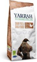 Yarrah organic dog food graan vrij - 1 st à 10 KG
