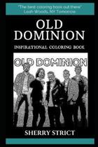 Old Dominion Inspirational Coloring Book