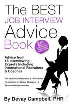 The Best Job Interview Advice Book