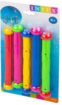 Onderwaterspeelset Intex play sticks set van 5