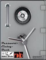 Passwort-Logbuch - Passwort Liste - Digitaler Nachlass/Erbe - Erinnerungsbuch - Nachschlagebuch - Notizbuch - Einlogbuch - Internet Organizer