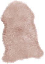 HOOMstyle Oslo schapenvacht imitatiebont - 57x90cm - roze