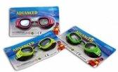 4x Anti-chloor bril voor kinderen - Zwembad - Duikbril - Zwembril