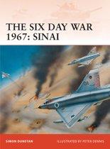 The Six Day War 1967: Sinai
