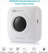 Paperang draagbare bluetooth pocket mobiele printer thermische foto printer ondersteuning iOS, Android en Windows