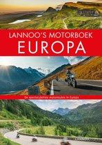 Lannoo's autoboek - Lannoo's Motorboek Europa