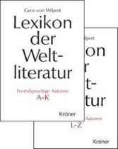 Lexikon der Weltliteratur. Fremdsprachige Autoren. Sonderausgabe