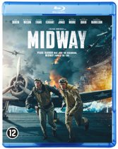 DVD cover van Midway (Blu-ray)