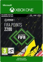 FIFA 20: Ultimate Team - 2.200 Fifa Points - In-Game tegoed - Xbox One