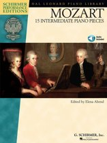 Mozart - 15 Intermediate Piano Pieces (Songbook)