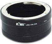 Kiwi Photo Lens Mount Adapter OM-EM