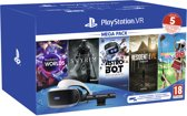 PlayStation VR Mega Pack II + 5 games - PS4