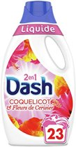 Dash Vloeibaar - 23 wasbeurten - kersenbloesem 2in1