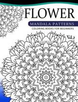 Flower Mandala Patterns Volume 2