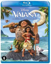 DVD cover van Vaiana (Blu-ray)