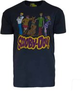Scooby-Doo Shirt – The Whole Crew maat XL