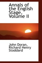 Annals of the English Stage, Volume II