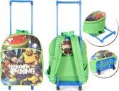 Teenage Mutant Ninja Turtles rugtas trolley
