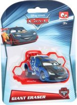 Disney Cars Reuze Gum Miguel 10 X 6 Cm Geel