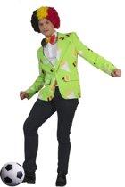 Boeren Tirol & Oktoberfest Kostuum | Keigaaf Belgisch Jasje Man | Maat 56-58 | Bierfeest | Verkleedkleding