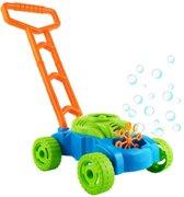 Babywalker - loopwagen - grasmaaier met bellenblaas