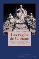 Las Reglas de Ulpiano