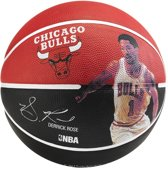 Spalding NBA spelersbal Derrick Rose