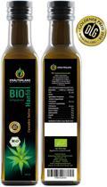 Hennepzaad Olie Biologisch en Gecertificeerd 250ml