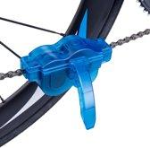 Fietsketting Reiniger - Schoonmaak Schrobber - Roterende schoonmaak borstels - Fietsketting onderhoud - Geschikt voor elke soort fiets