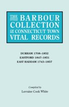 The Barbour Collection of Connecticut Town Vital Records. Volume 9