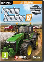 Farming Simulator 19 Day One Edition - PC