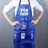 Top Chef schort voor mannen