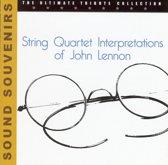 String Quartet  Interpretations//Performed By Gloria Justen/A.O.
