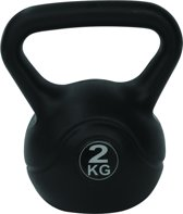 Tunturi PVC Kettle Bell - Kettlebell - 2 kg
