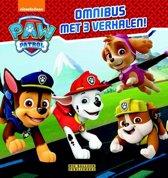 Paw Patrol - Omnibus met 3 verhalen!