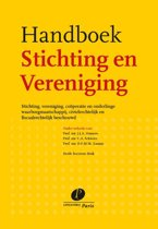 Handboek Stichting en Vereniging